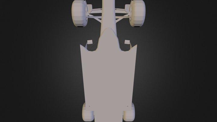 F1_Car_2FBX.FBX 3D Model