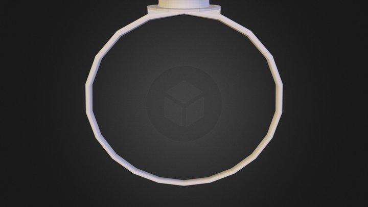ring_test.obj 3D Model