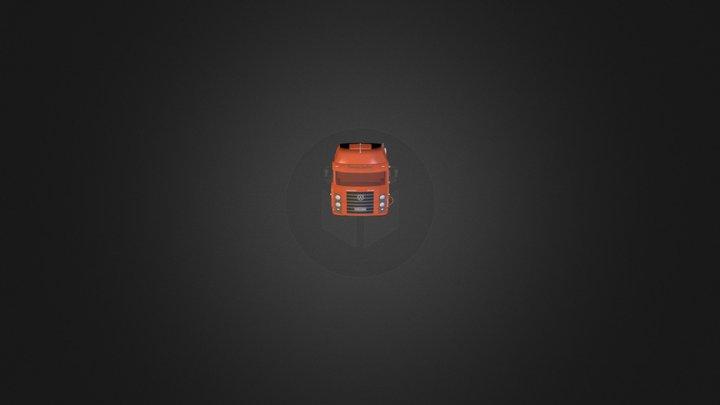 truck_door.3DS 3D Model