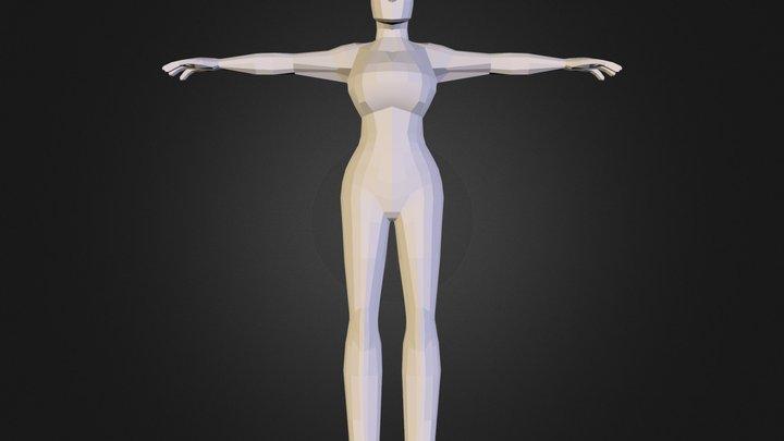 calisto.obj 3D Model