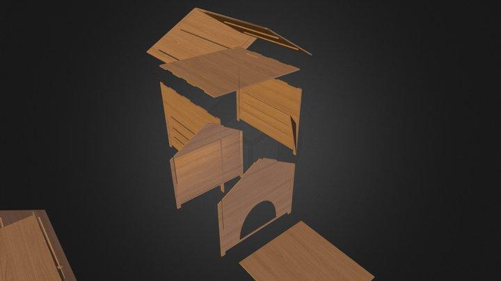test1.obj 3D Model