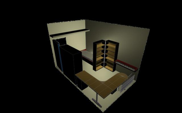 kamerenschede_huidig.blend 3D Model