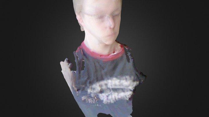 my Head 3D Model