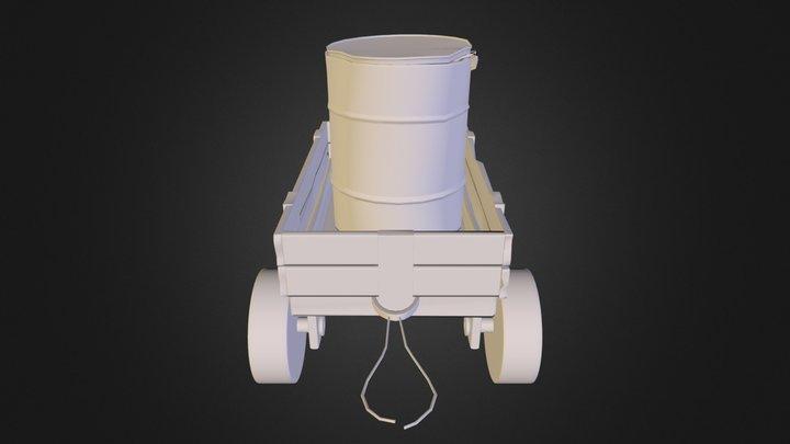 carretilla.obj 3D Model