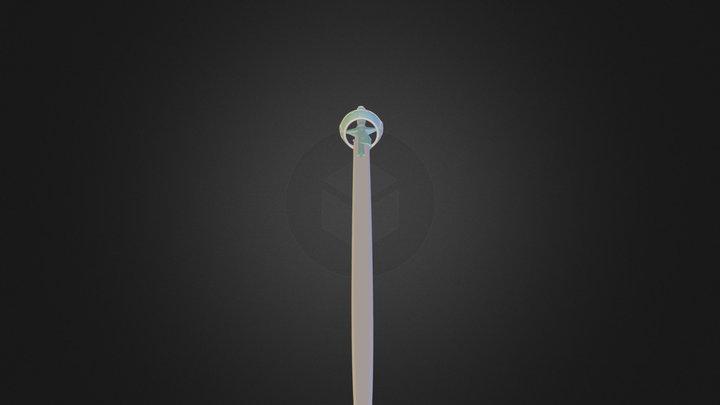 Lambent_Light_model.3ds 3D Model
