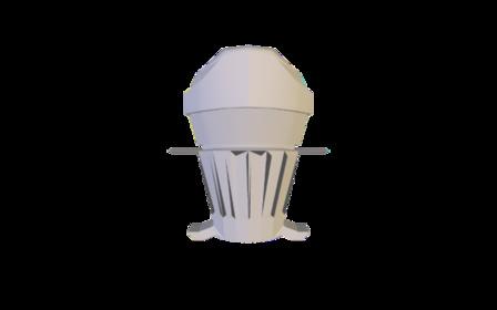 Cargo_ship.obj 3D Model