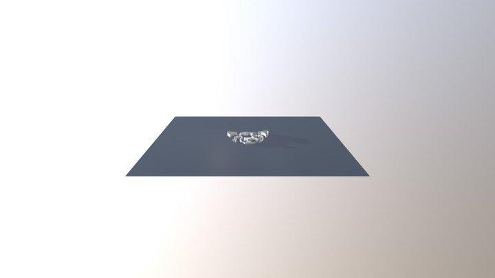 MetalCheetah1 3D Model