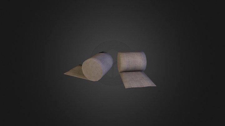 bandage.obj 3D Model