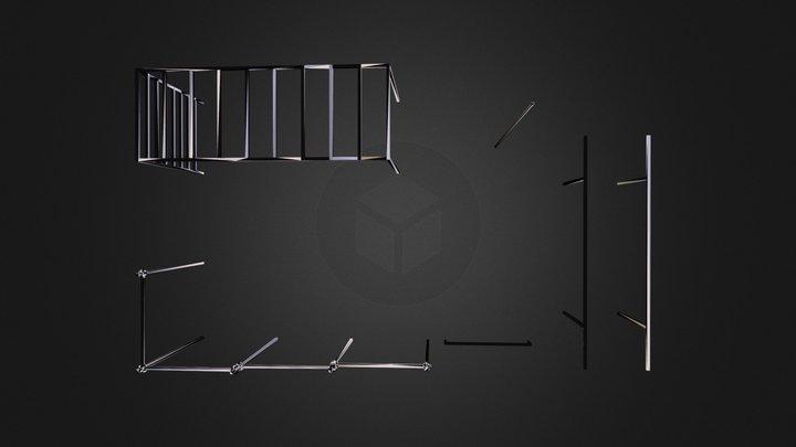 sizzling_esboo-gogo.obj 3D Model