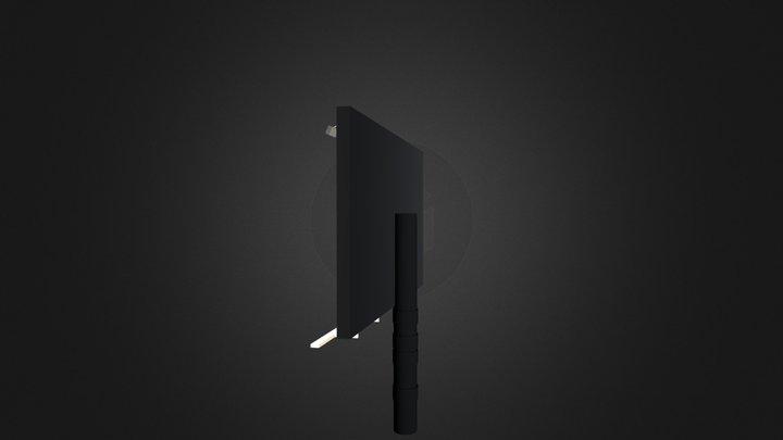 Outdoor_3D_3.blend 3D Model