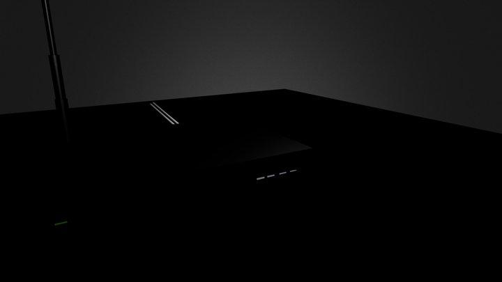 router.blend 3D Model