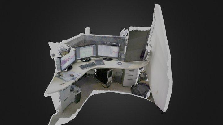 Quick_Desk_Scan 3D Model