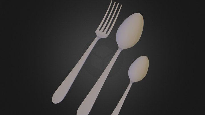 Plug_and_Spoons_Vitesse.3DS 3D Model