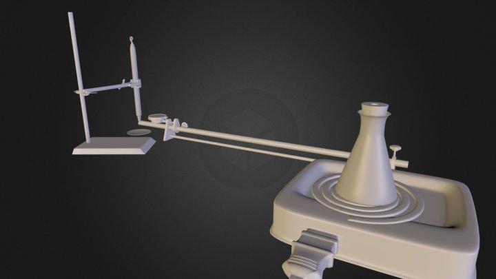 neco 3D Model