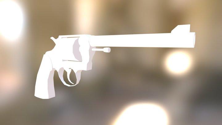 Edengrad Revolver 3D Model