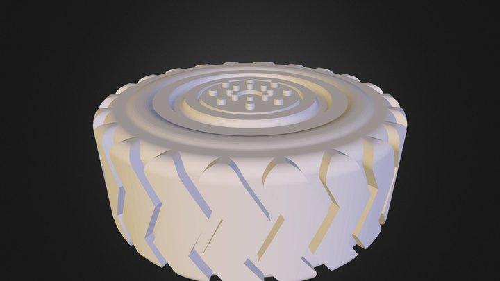 Wheel.STL 3D Model