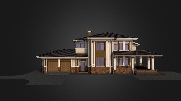 Bolonia 3D Model