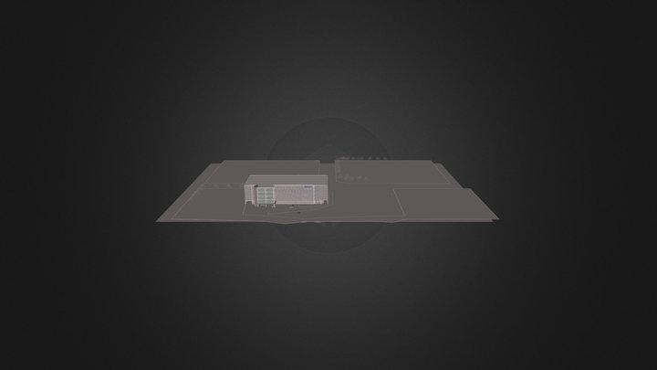 citibank.3DS 3D Model