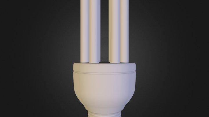 ampoule.obj 3D Model