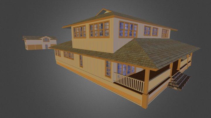 Puder Res. 3D Model