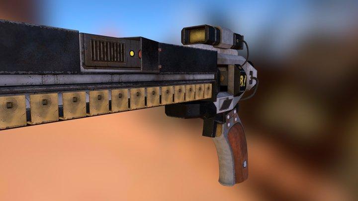 B!g Iron 3D Model