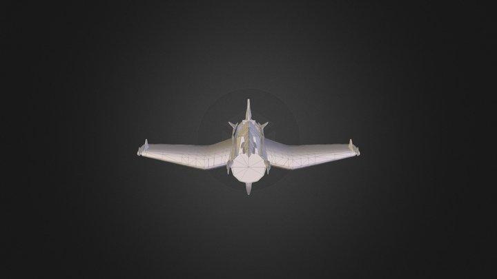 avion 3 3D Model