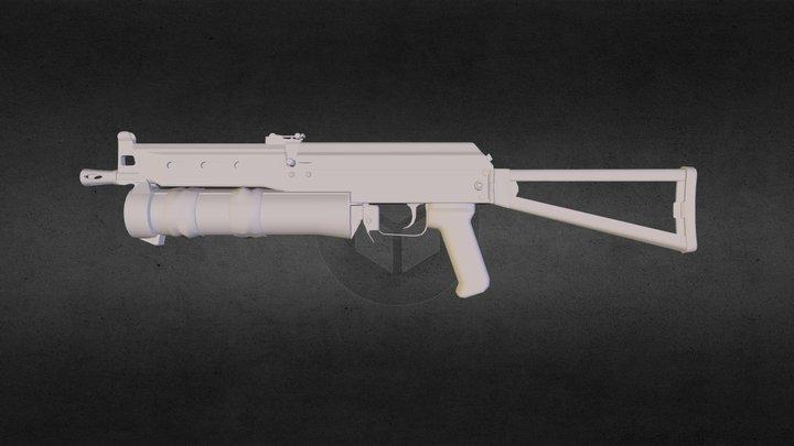 PP19 alpha studioz 3D Model