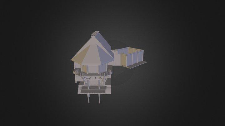 ClubPavillion 3D Model