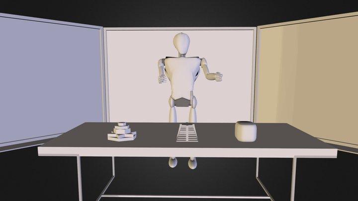Digital Soul 3D Model