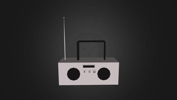 Batterie Sony VAIO VGN-SZ  3D Model