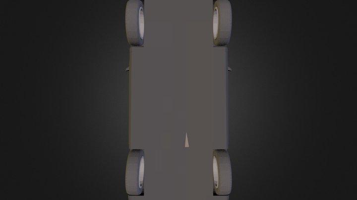 Kia Sorento final.fbx 3D Model