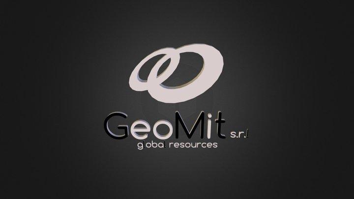 Logo_Geomit_Render 3D Model