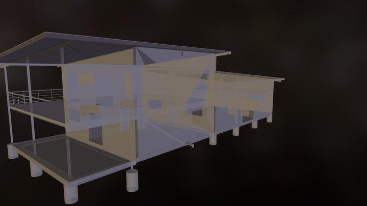 11 Taylor Cres - Bellamack.fbx 3D Model