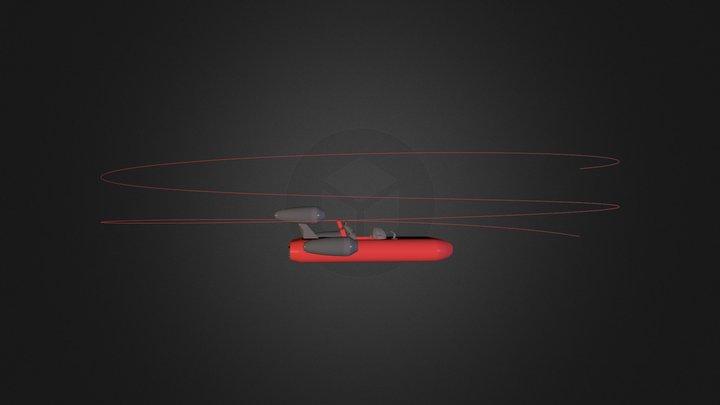 Luke Speed 3D Model