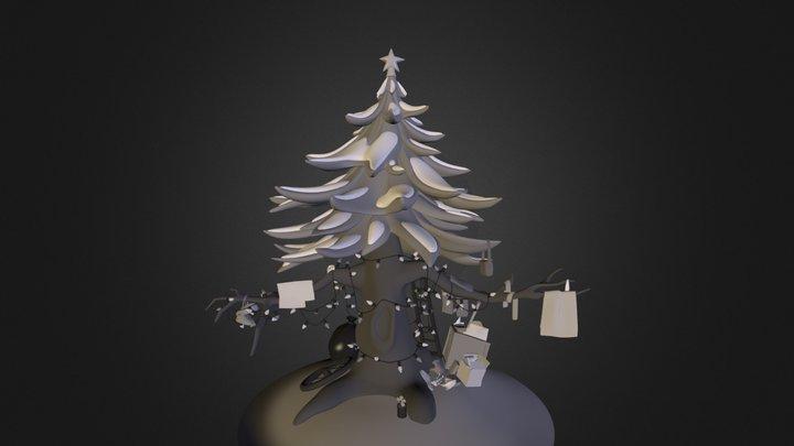 Junkyard Christmas 3D Model