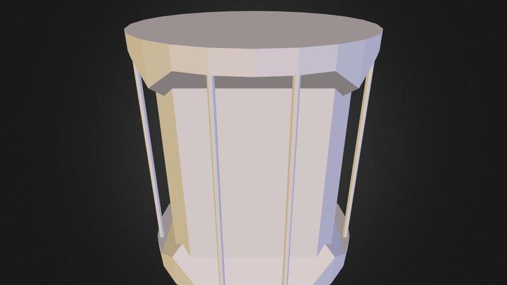 FLT.dae 3D Model