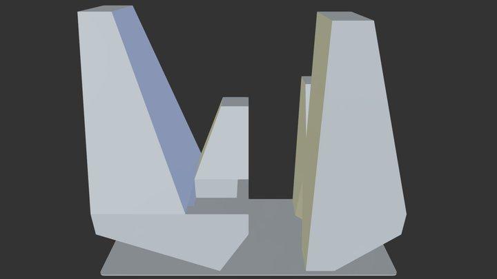 test_002.stl 3D Model