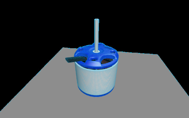 TurBORIX.blend 3D Model