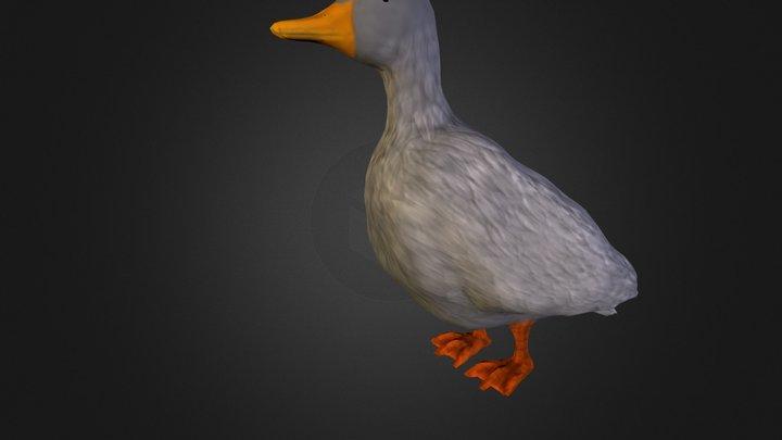 Duck.zip 3D Model