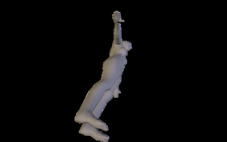 KlaraOBJ.FBX 3D Model