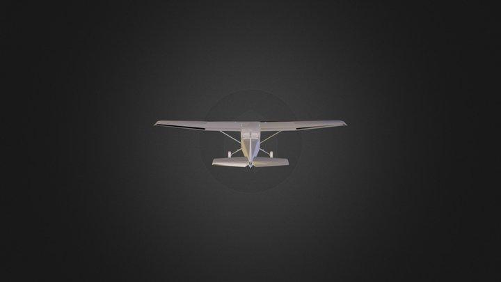 cessna172 3D Model