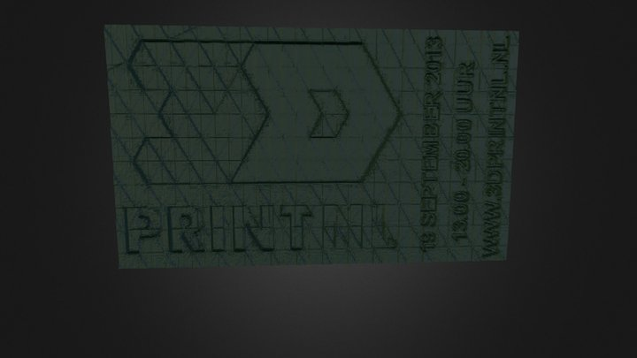 3DPRINTNL 3D Model