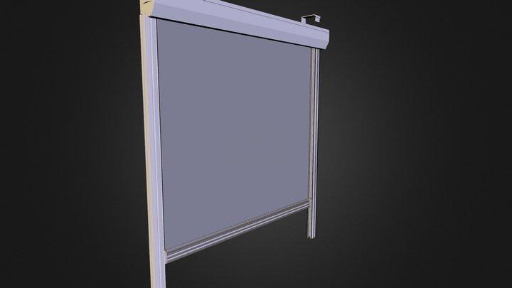 Tundra Mini Screen 3D Model
