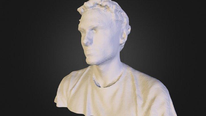 Peter 3D scan 3D Model