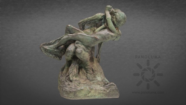 Rodin - Youth and Old Age 3D Model
