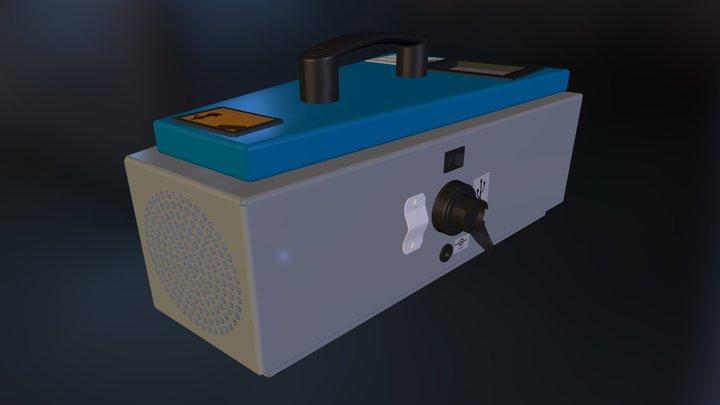 machine.zip 3D Model