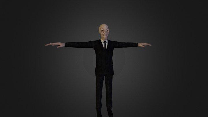 The Silence 3D Model
