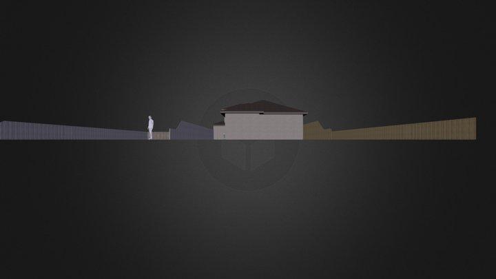 748 Barkly Street WEST FOOTSCRAY 3D Model