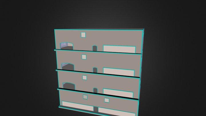 maison simple 1.zip 3D Model
