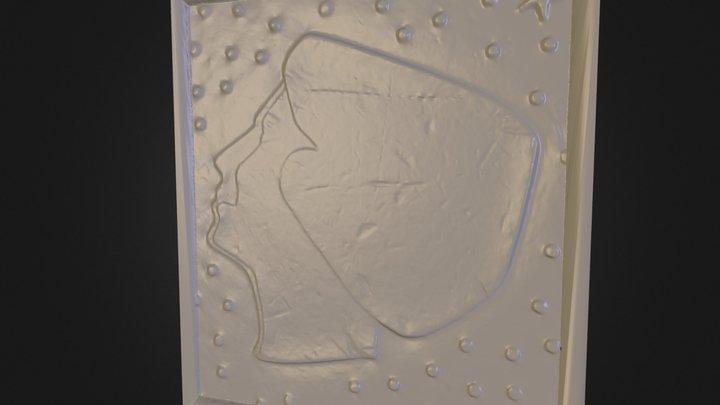 Euro Coin PhoneScope 3D 3D Model